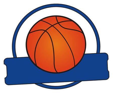 ball and icon Foto de archivo - 135382626