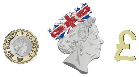 queen Elizabeth II and money