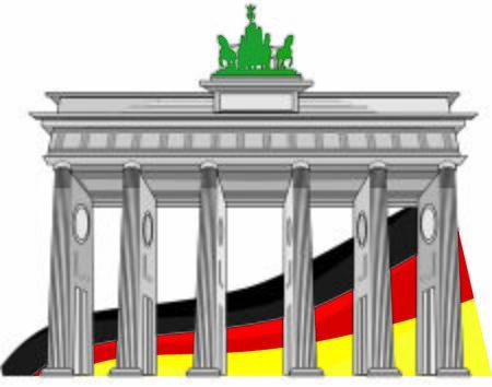welcome to Berlin Stock fotó