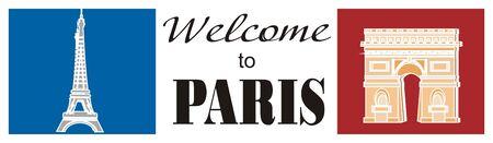 card of Paris