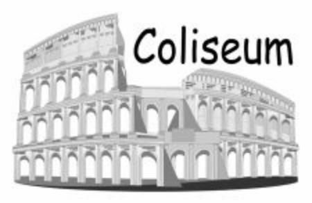 famous coliseum