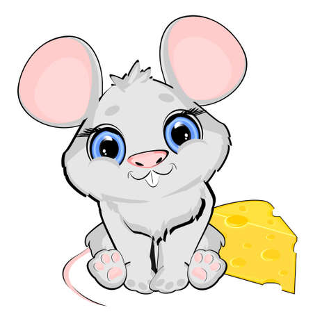 mouse loves cheese