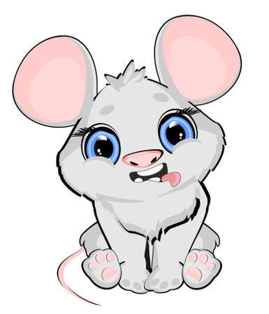 crazy little mouse
