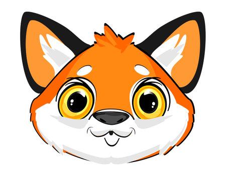 face of fox