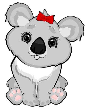 koala girl