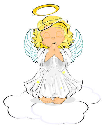 angel on heaven
