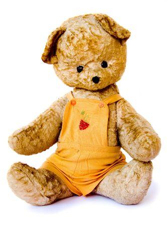 Old Teddy Bear photo
