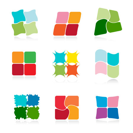 Set of icons. Vector-Illustration Vector