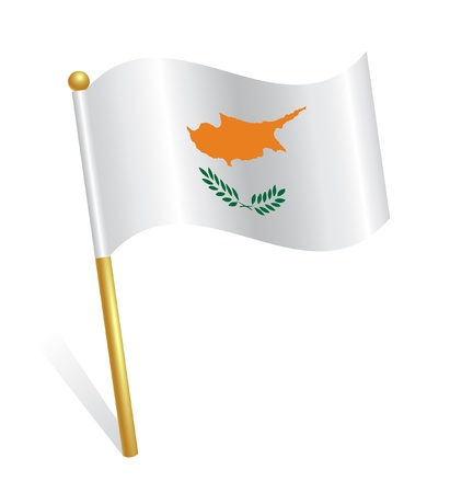 Cyprus Country flag Vector