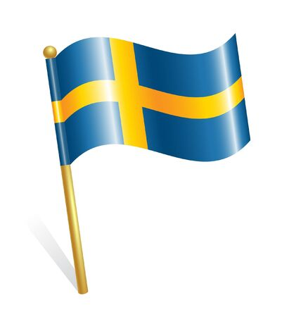 swedish: Sweden Country flag