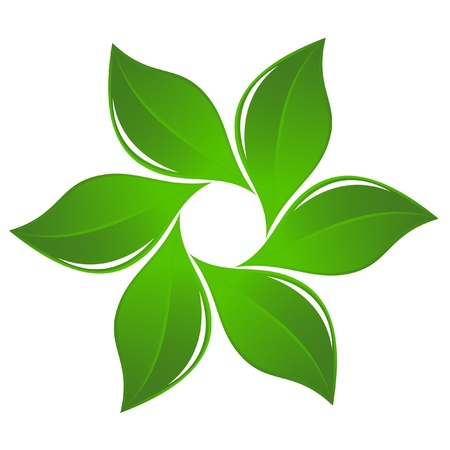 Nature design element Vector