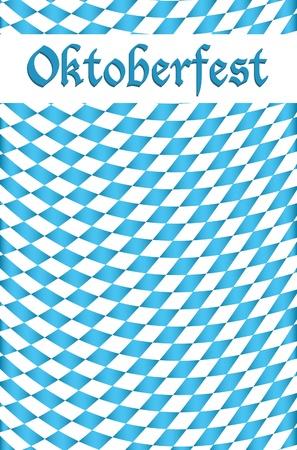 вал: Октоберфест фоне празднования дизайн Иллюстрация