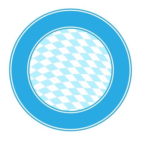 Oktoberfest round banner Stock Vector - 15124594