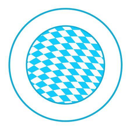 Oktoberfest round banner Stock Vector - 15124596
