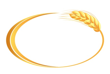 Wheat ears icon Stock Vector - 16813778