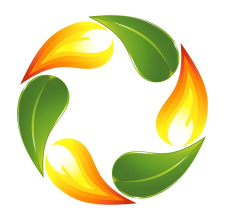 antipode: Fire and plant cycle