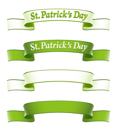 St.Patrick's Day banners Stock Vector - 17425400