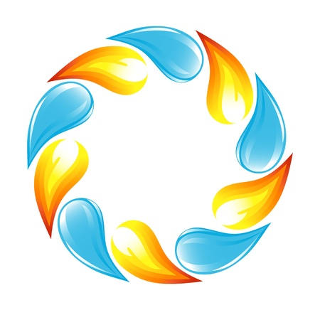 antipode: Circle of fire and water