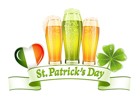 St Patrick Stock Vector - 17766178