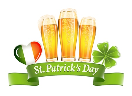 St Patrick Stock Vector - 17766172
