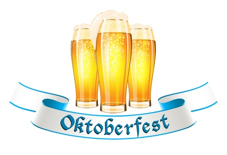 Oktoberfest celebration design Stock Vector - 21700585
