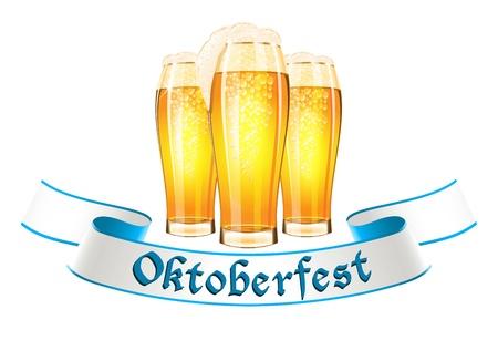 Oktoberfest celebration design Stock Vector - 21700585