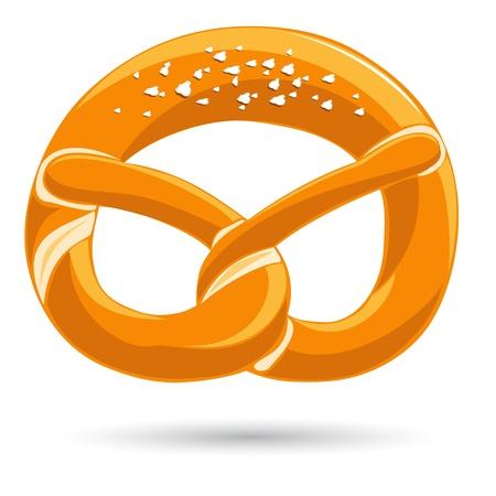 bavarian culture: Bavarian pretzel