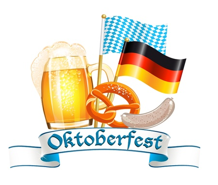 bretzel: Oktoberfest celebration design