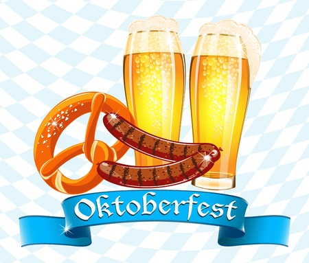 Oktoberfest celebration design Stock Vector - 21701517