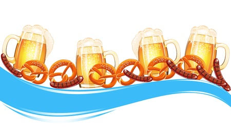 Oktoberfest celebration design Stock Vector - 21706615