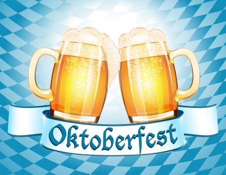 Oktoberfest celebration design Stock Vector - 22678018