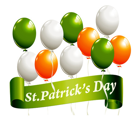 St.Patrick's Day banner Stock Vector - 24538912