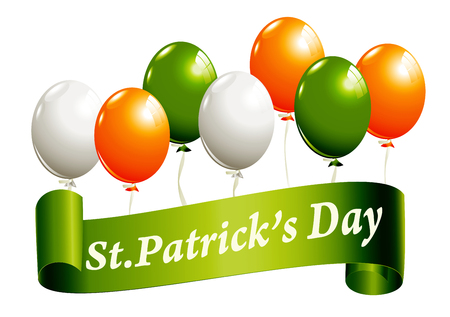 St.Patrick's Day banner Stock Vector - 24538928
