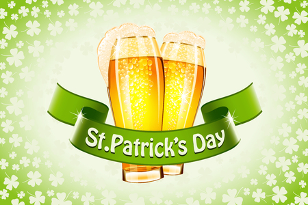 Saint Patrick Stock Vector - 26160511