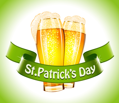 Saint Patrick Stock Vector - 26160541