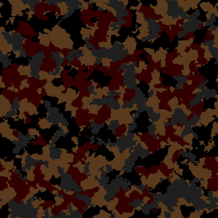 fatigues: Seamless camouflage pattern