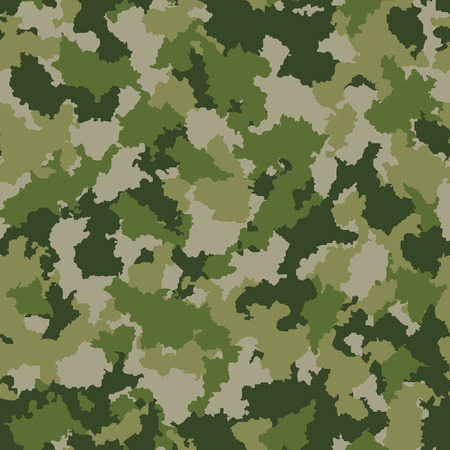 survive: Seamless camouflage pattern