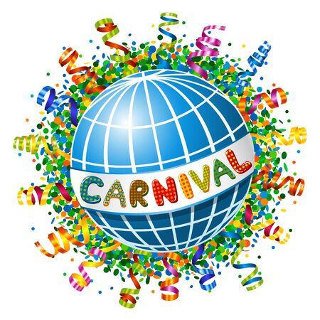 Carnival Planet Stok Fotoğraf - 35801792
