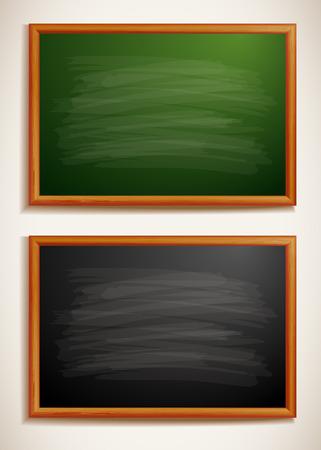 Green and black blackboard Stok Fotoğraf - 41390059