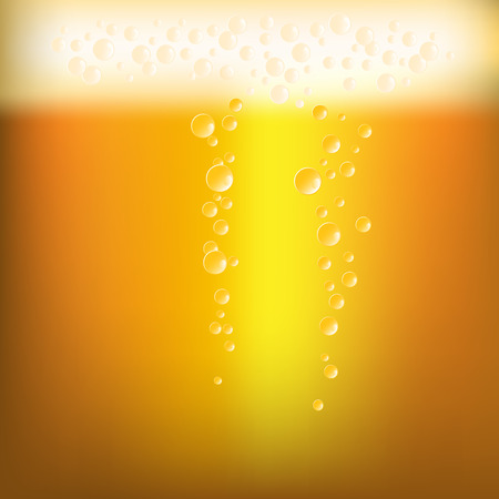 beer texture: Illustration of a beer texture close up