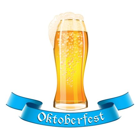 Oktoberfest celebration design Stok Fotoğraf - 44671154