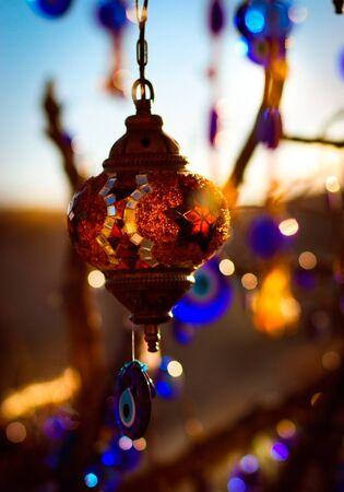 cappadocia: Turkish lamps in Cappadocia