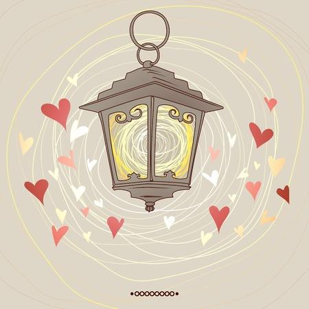 valentine fireflash Vector