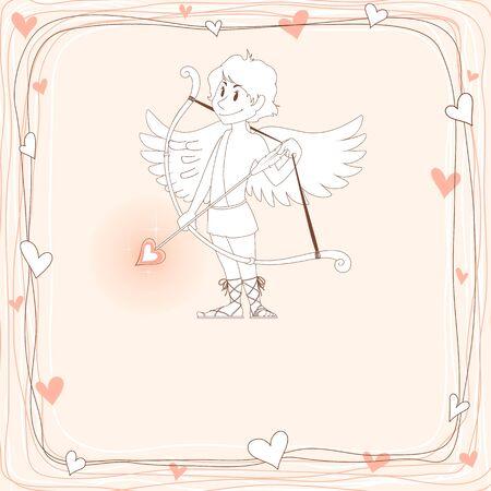 baby angel: san valentino