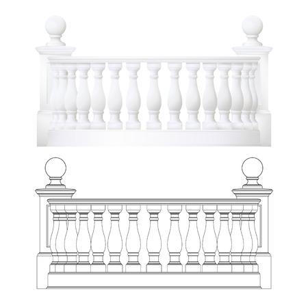 oldened: balcony