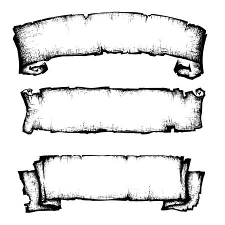 scroll Illustration