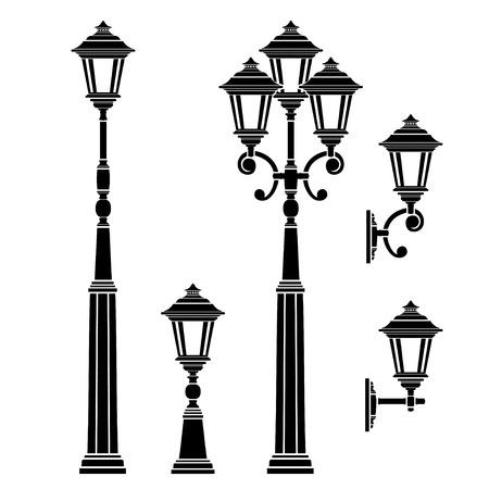 street light: street light Illustration