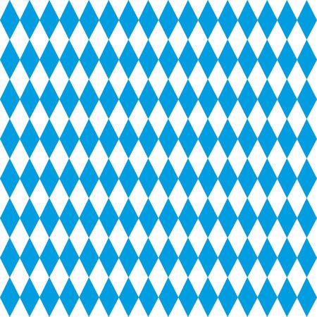 Background blue diamonds Oktoberfest Stock Vector - 86296832