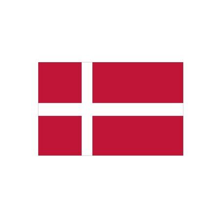 Flag of Denmark icon