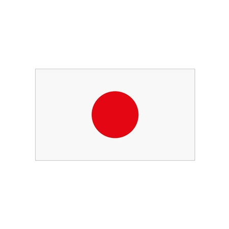 Flag of japan icon